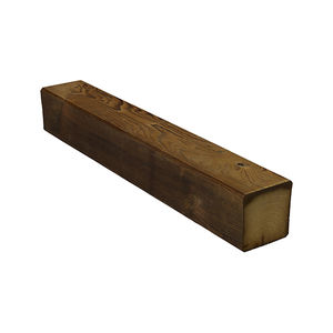 modified wood beam / square / for flooring