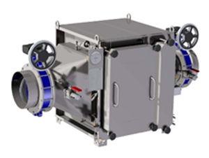 constant-pressure plenum box