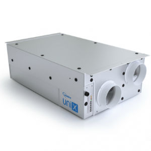 heat-recovery ventilation unit / commercial / for homes / for office