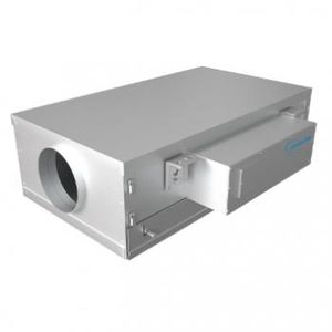 extractor fan / duct / ceiling / commercial