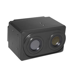 fixed security camera / box / built-in / outdoor