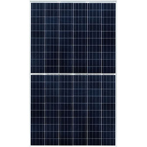 polycrystalline PV panel / colored / with aluminum frame