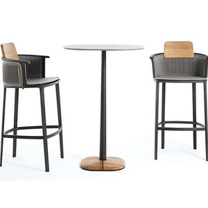contemporary high bar table