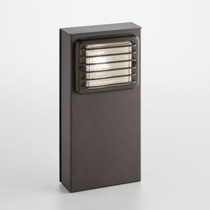 urban bollard light / traditional / copper / brass