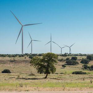 horizontal-axis wind turbine / three-bladed / onshore