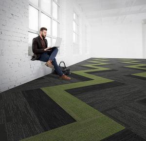 tufted carpet / loop pile / nylon / home