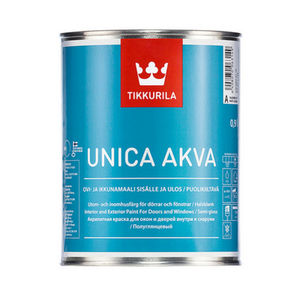 protective paint / for windows / for doors / for wood