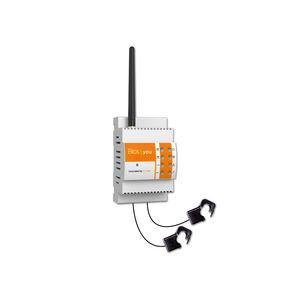 photovoltaïc installation monitoring system / wireless / self-consumption / single-phase