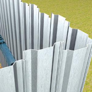 metal sheet pile