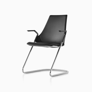 contemporary visitor chair