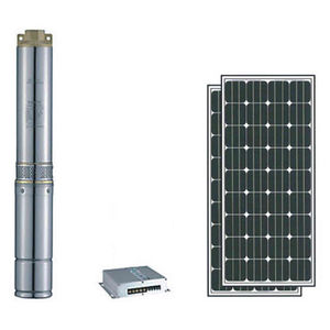 hot water production solar kit / for stand-alone systems / water pump