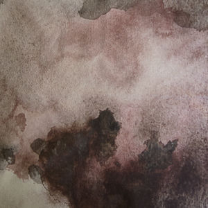 natural upholstery leather / patterned