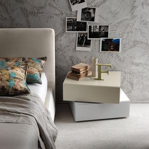 original design bedside table