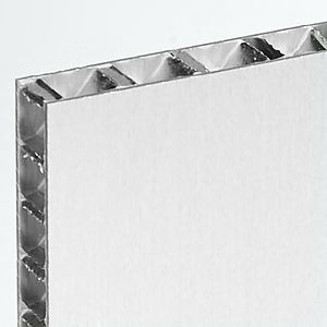 ventilated facade sandwich panel