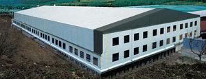 precast warehouse
