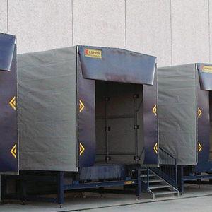 loading dock shelter