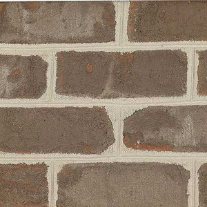 solid brick / for facade / brown / sand