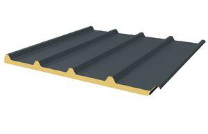 roof sandwich panel / aluminum facing / polyisocyanurate (PIR) core