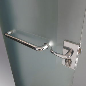 glass door pull handle