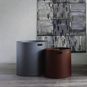 metal garden pot