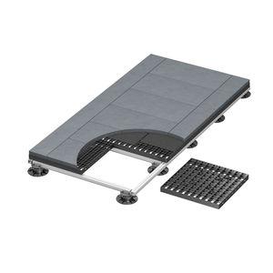 polycarbonate raised access floor