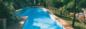 one-piece swimming pool