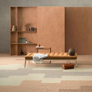 linoleum flooring / residential / tertiary / tile