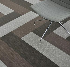 textile flooring / tertiary / strip / textured