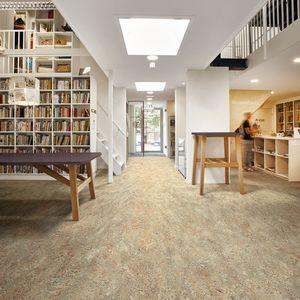 natural linoleum flooring