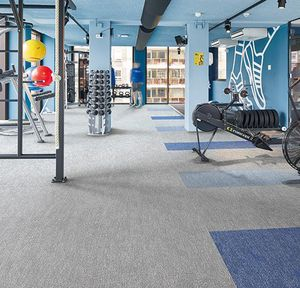 carpet tile / tufted / polyamide / tertiary