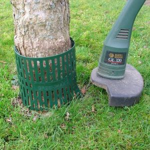 recycled plastic tree guard