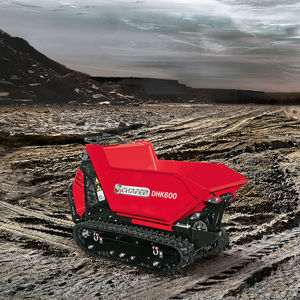 front-loading mini dumper