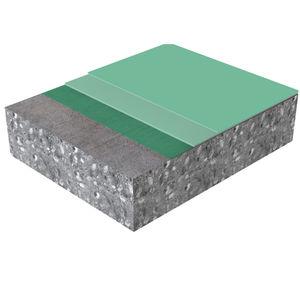 concrete floor covering