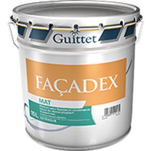 decorative paint / protective / self-priming / facade