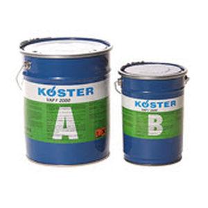 resin vapor barrier