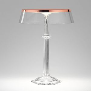 table lamp / contemporary / ABS / polymethyl methacrylate