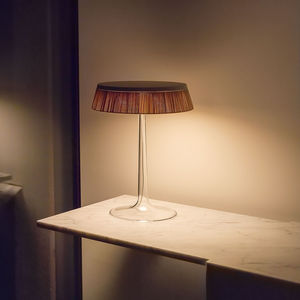 table lamp / contemporary / PMMA / dimmable