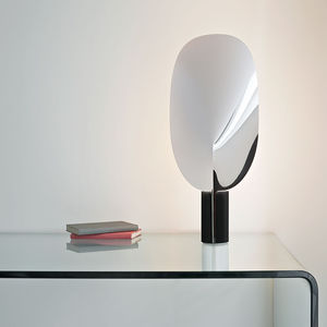 table lamp / contemporary / PMMA / extruded aluminum