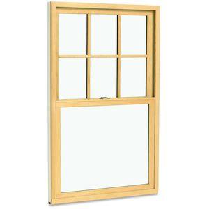 sash window / pine / fiberglass / double-glazed