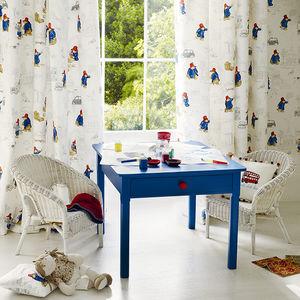 curtain fabric / children's pattern / polyester / cotton