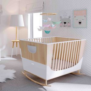 contemporary baby bed