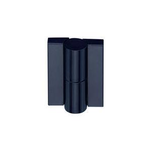 door hinge / steel / plastic / concealed