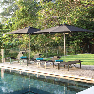 stainless steel parasol