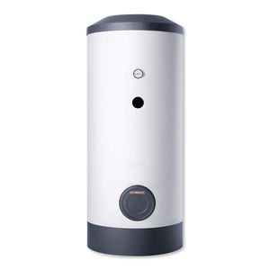 electric hot water cylinder / floor / vertical / residential
