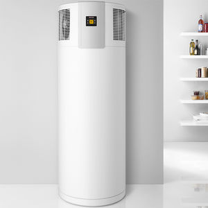 air/water heat pump / residential / for hot water