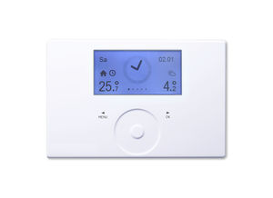surface mounted heating controller