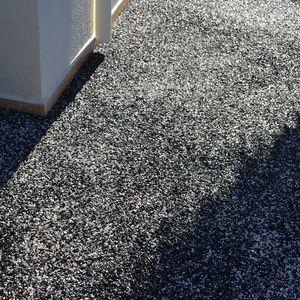 public space rubber mulch floor