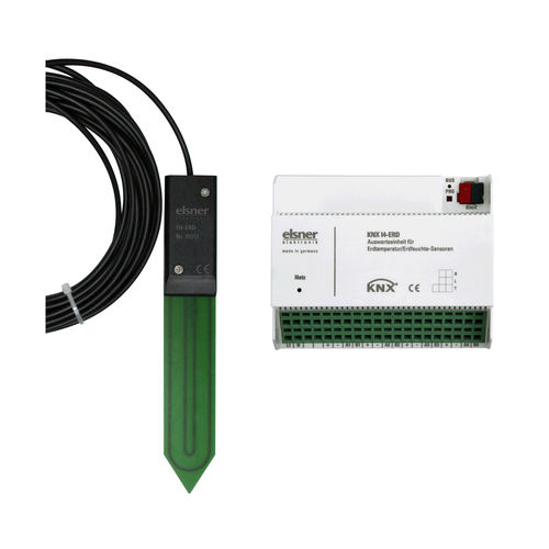 outdoor temperature sensor / commercial / home / KNX