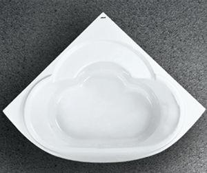 corner bathtub / ceramic