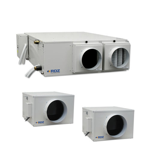 home air handling unit / indoor / for ceilings / compact